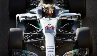 Hamilton Abu DHabi F1 2017 close Photo Daimler