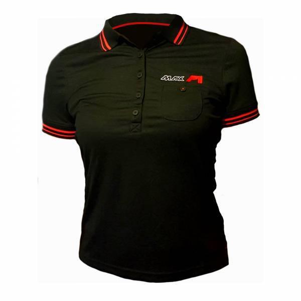 MAXF1 ženska polo poliester majica s UV zaštitom -