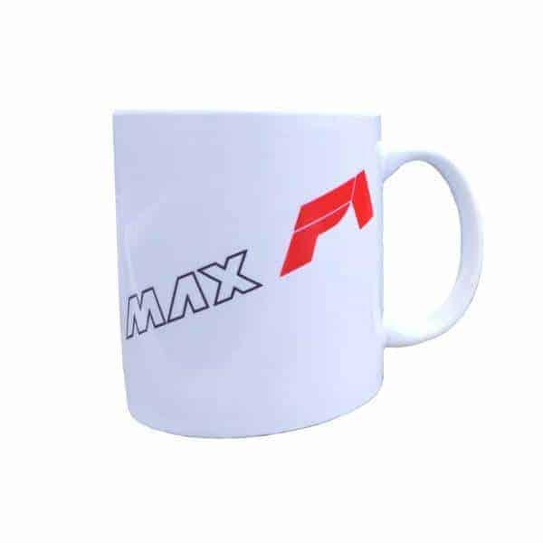 MAXF1 salica bijela pozadina