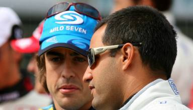 Alonso Montoya F1 2005