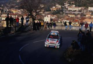 Carlos Sainz WRC Toyota Monte Carlo 1999