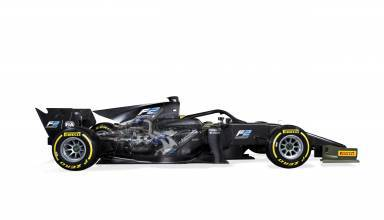 FIA Formula 2 car under skin hi res HD