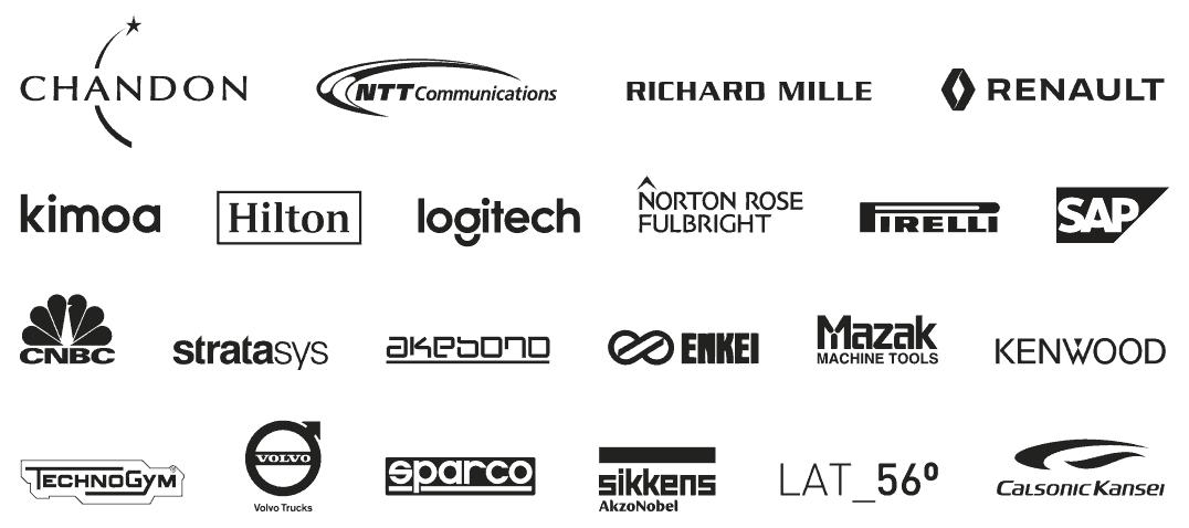 McLaren F1 2018 sponsors