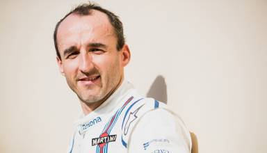 Robert_Kubica Williams F1 2018
