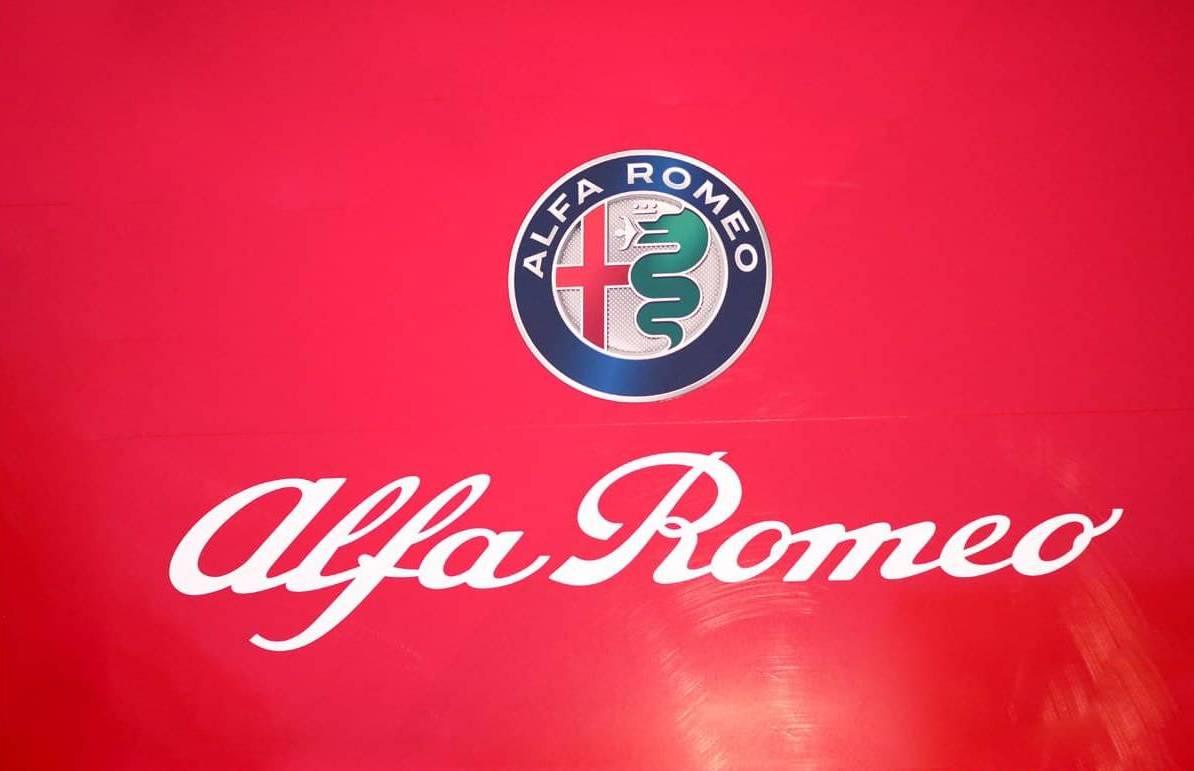 Alfa Romeo Sauber Logo F1 2018