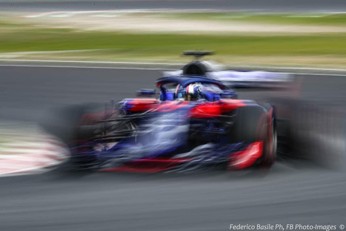 F1 Mobile Racing Car Setup