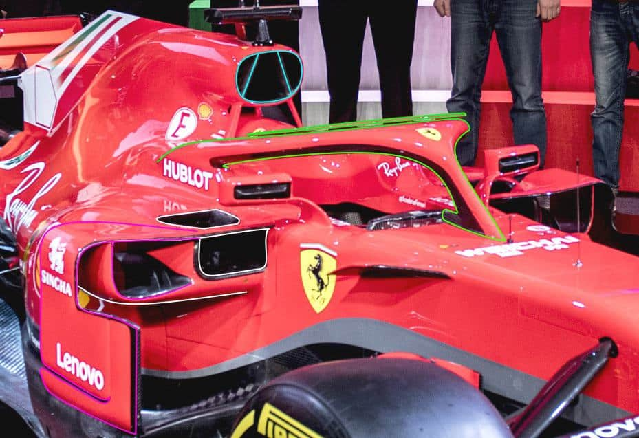 What brings new 2018 F1 Ferrari SF71H?