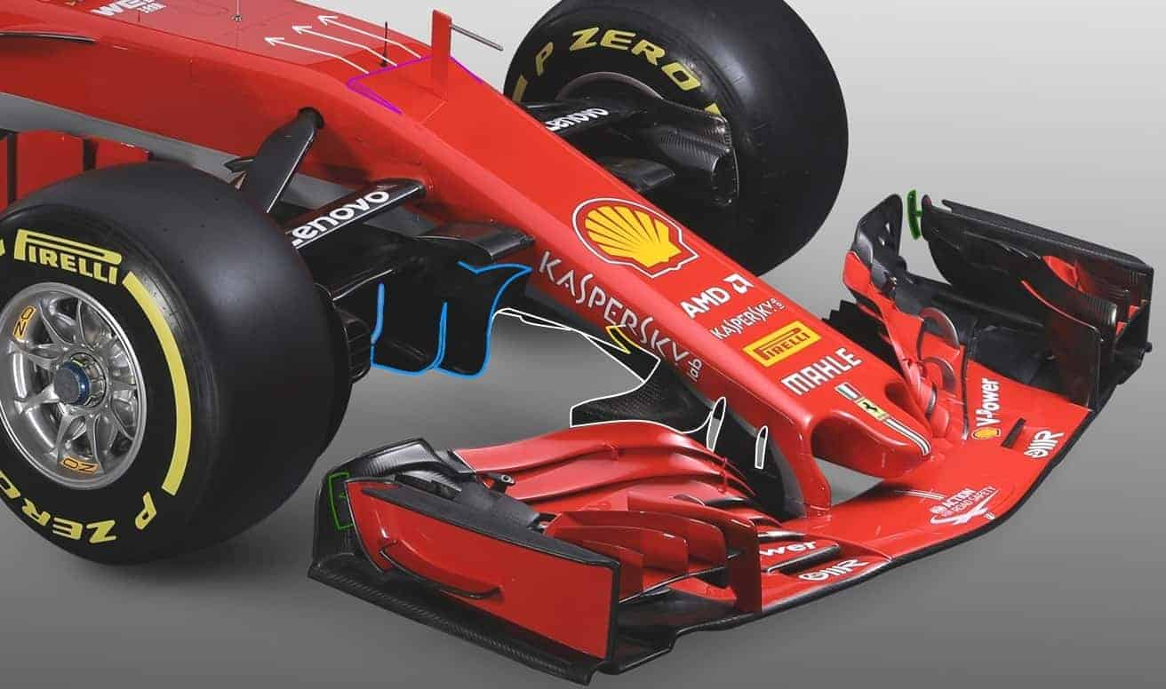 Mercedes f1 w08 images