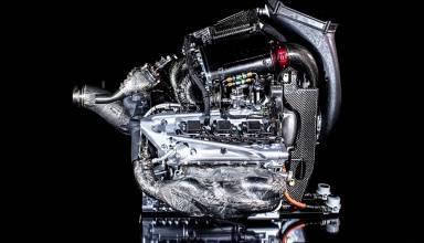 Honda F1 2018 engine RA618H