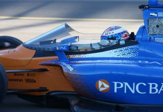 Indycar 2018 Phoenix aeroscreen windscreen Photo F1fanatic