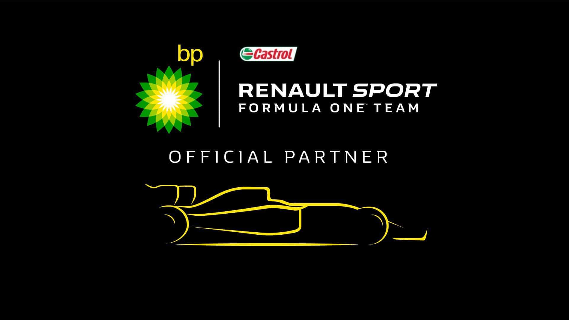 Renault-BP-Partner F1 2018 Castrol