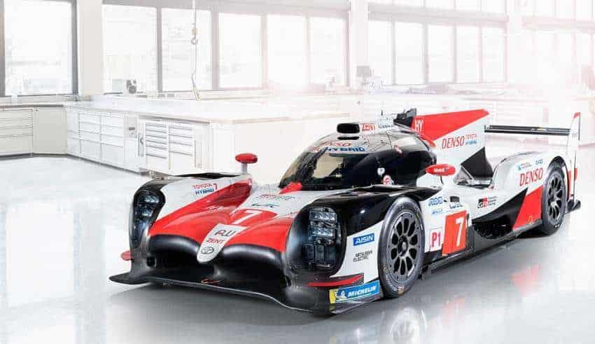 Toyota WEC 2018 2019 Hybrid