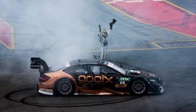 Wehrlein DTM Mercedes 29156 champion
