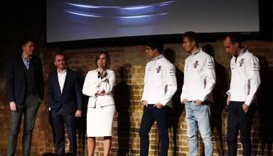 Williams F1 2018 FW41 car launch