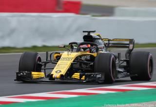 Carlos Sainz Renault F1 2018 RS18