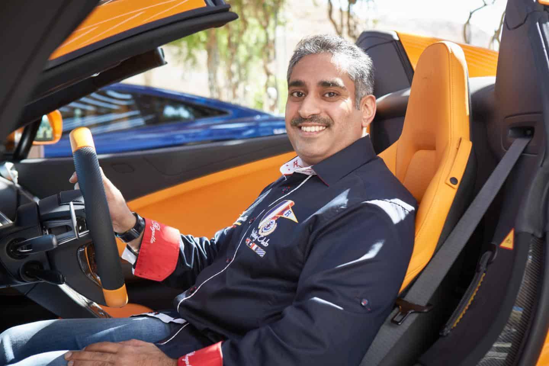 Al-Khalifa McLaren director