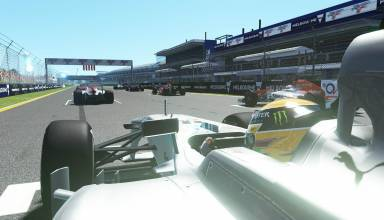MAXF1 Liga F1RFT2013 Melbourne Albert Park screenshot 2