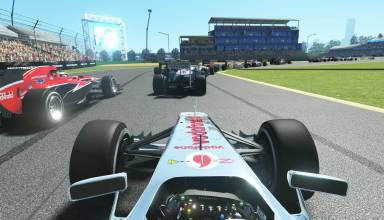 MAXF1 Liga F1RFT2013 Melbourne Albert Park screenshot 6