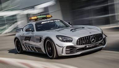 Mercedes AMG GT R F1 2018 Safety Car road Photo Daimler