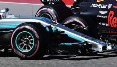 Pirelli pink ultrasoft F1 2017 United States GP Austin