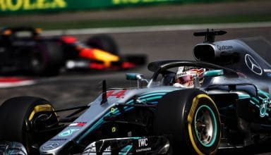 Hamilton leads Red Bull Chinese GP F1 2018