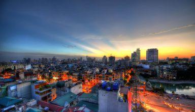 Hanoi Vietnam city