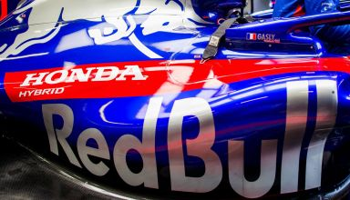 Red Bull Honda F1 2018 engine Toro Rosso STR13 Photo Red Bull