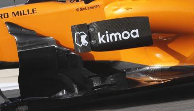 Vandoorne Bahrain F1 2018 McLaren