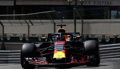 Daniel Ricciardo Red Bull RB14 Monaco GP F1 2018 Photo Red Bull