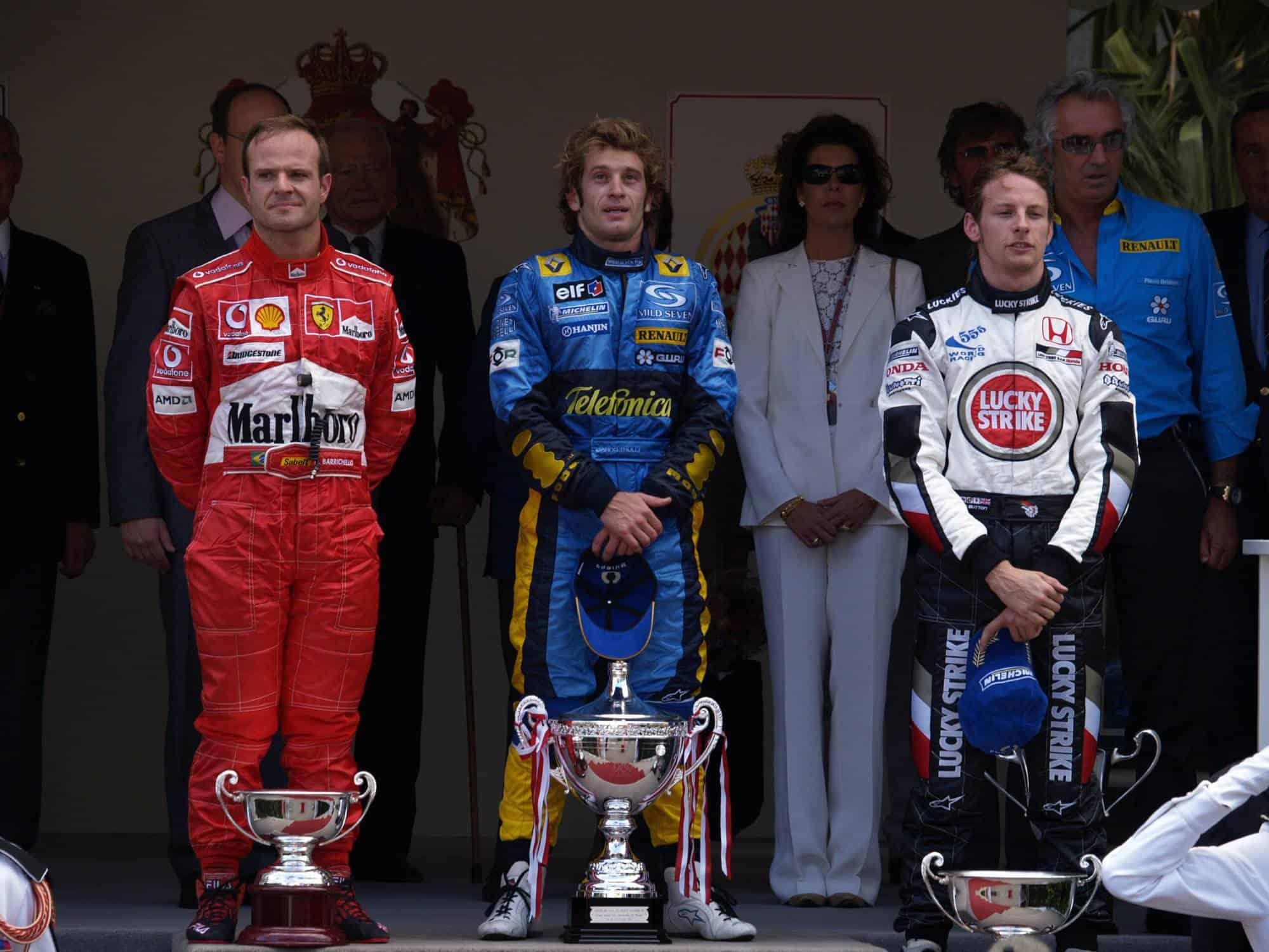 2004 Monaco GP – Trulli wins to stop Schumacher's winning streak