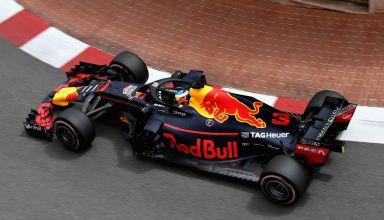 Ricciardo Red Bull RB14 Monaco GP F1 2018 Photo Red Bull