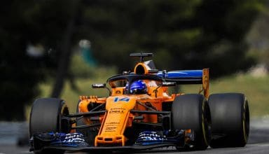 ALonso McLaren French GP F1 2018 Photo McLaren