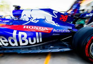 Brendon Hartley Toro Rosso Honda Canadian GP F1 2018 Photo Red Bull
