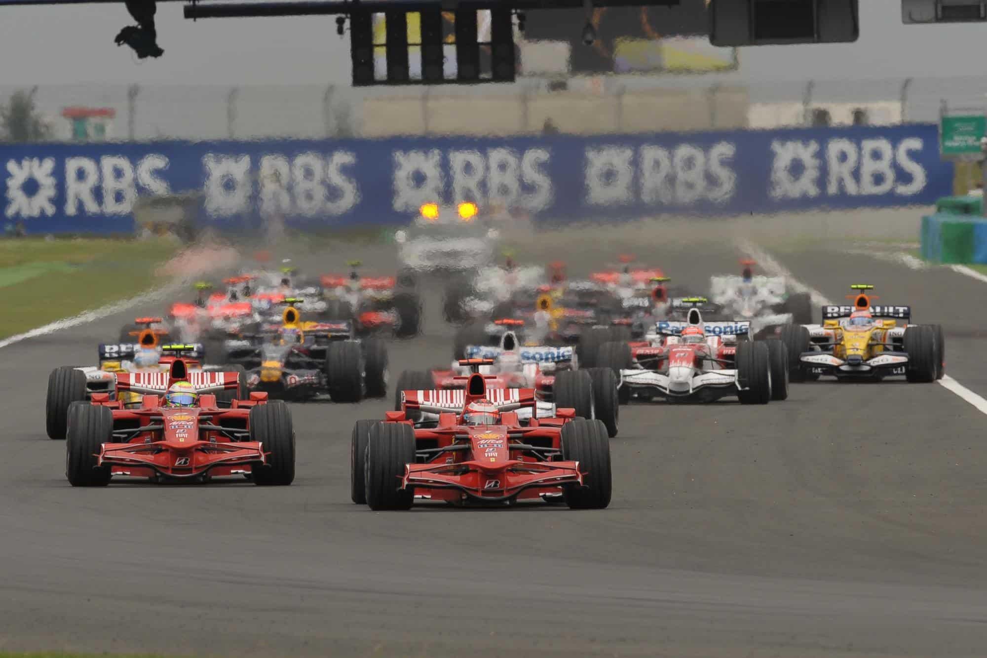 Formula 1 announces 2020 F1 schedule