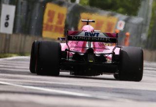 Perez Force India Canadian GP F1 2018 Photo Force India