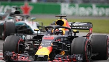 Ricciardo Red Bull RB14 Canadian GP F1 2018 Photo Red Bull