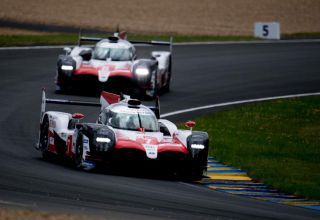 Toyota TS050 Hybrid 7 and 8 Le Mans 24h WEC 2018