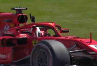 Vettel Canadian GP F1 2018 pole