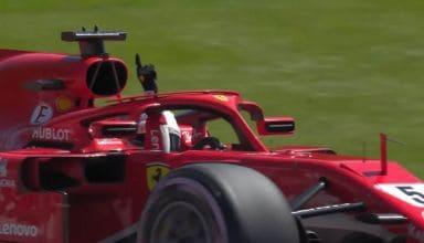 Vettel Canadian GP F1 2018 pole