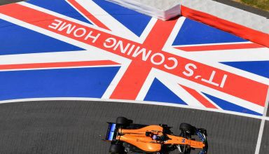 Alonso McLaren MCL33 British GP F1 2018 Photo McLaren