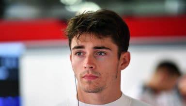 Charles Leclerc Alfa Romeo Sauber C37 German GP F1 2018 Photo Sauber