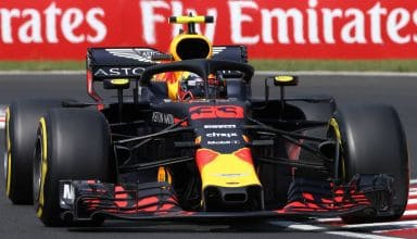 Max Verstappen Red Bull RB14 Hungarian GP F1 2018 Photo Red Bull