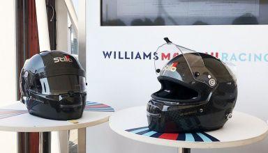 F1 Stilo ballistic helmet F1 2019 Photo Yahoo sports UK