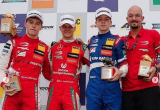 Mick Schumacher wins Red Bull Ring race two F3 Euro 2018