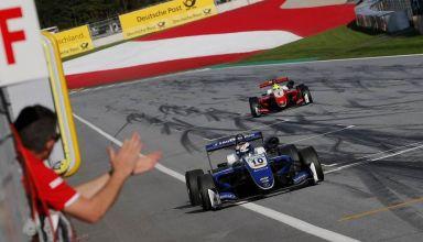Schwartzman leads Schumacher FIA F3 Euro 2018 Red Bull Ring Race 3 Photo Motorsport Total