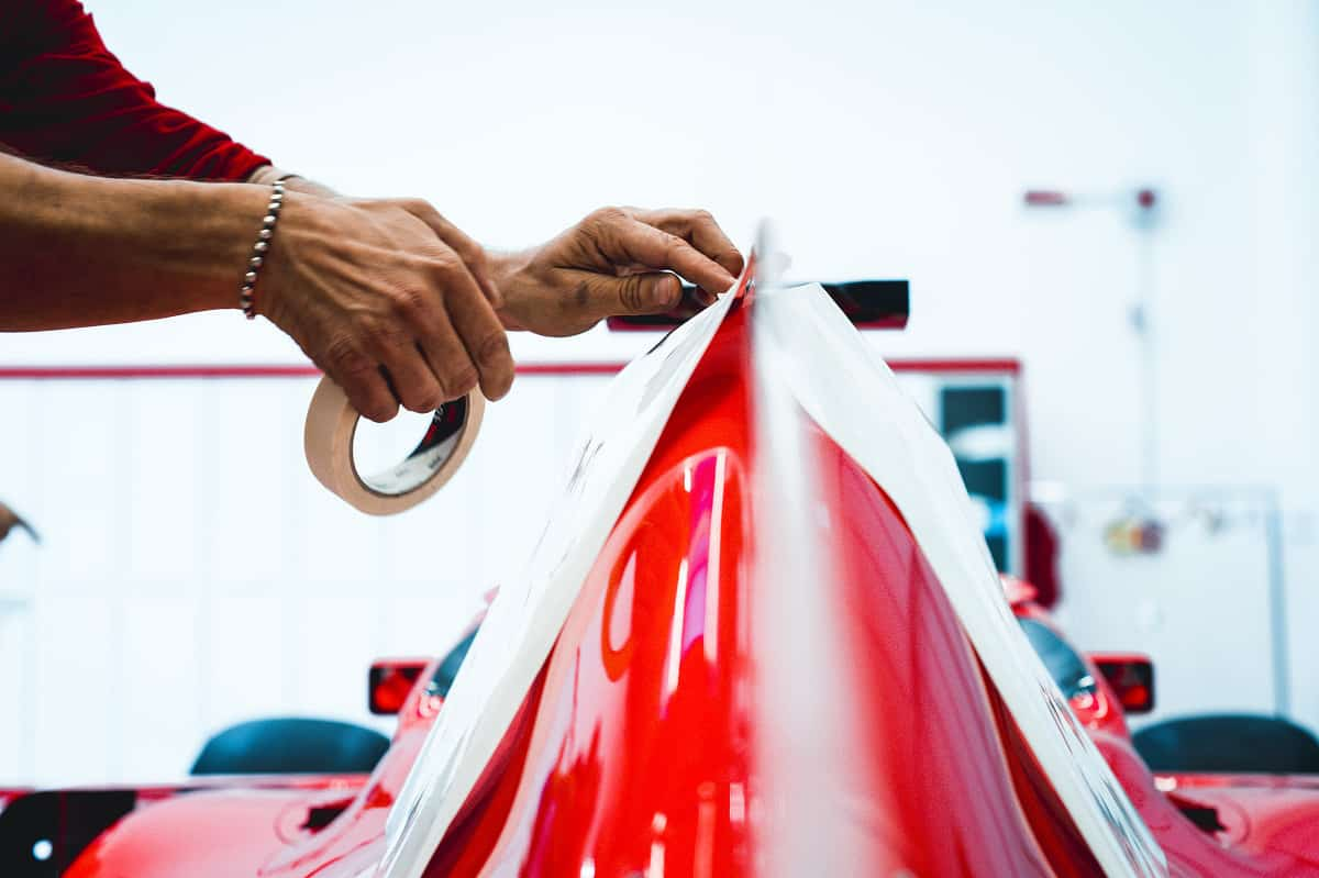 Ferrari SF71H 2018 Japanese GP new livery 3 Philip Morris Photo Ferrari