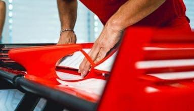 Ferrari SF71H 2018 Japanese GP new livery Philip Morris Photo