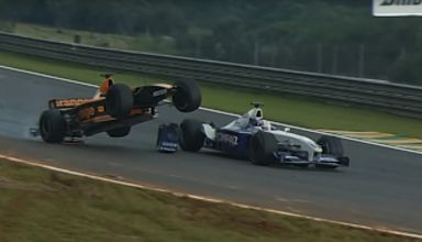 Jos Verstappen Montoya Brazilian GP F1 2018 Screenshot F1