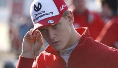 Mick Schumacher PREMA PowerTeam Photo Crashnet