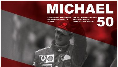 Michael Schumacher 50th birthday Maranello Ferrari F1 2019
